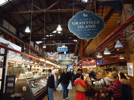 Public Market on Granville Island